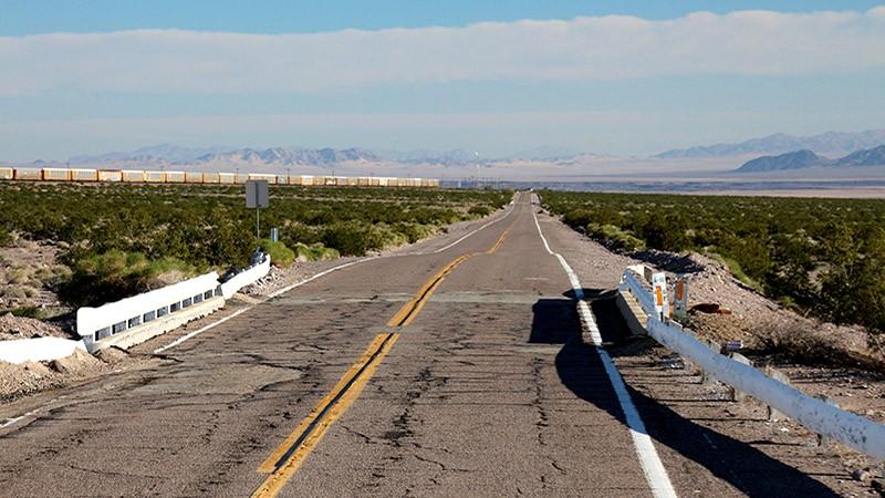 Desert Bridges