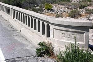 Cajon Pass Bridges