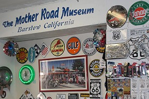 Mother Road Museum, Barstow